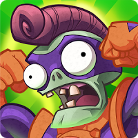 Plants vs Zombies Heroes MOD APK Terbaru v1.8.23 Hack (Unlimited Turn + Sun/HP)