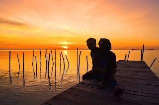 Sunset Karimunjawa 1