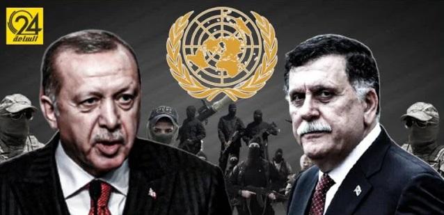 ΟΗΕ για Λιβύη: Η Τουρκία παραβιάζει το διεθνές δίκαιο