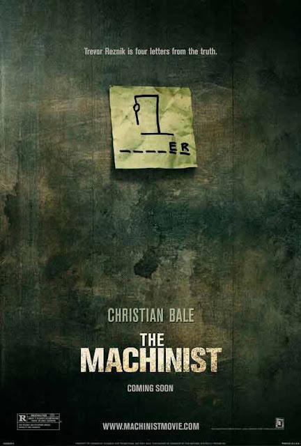 للأذكياء فقط.. أفلام يصعب فهمها واستيعابها من طرف الجمهور العادي The Machinist 2004