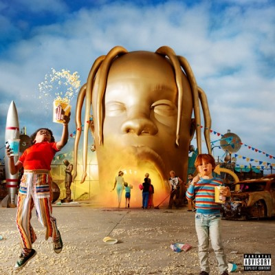 Travis Scott - ASTROWORLD (2018) - Album Download, Itunes Cover, Official Cover, Album CD Cover Art, Tracklist, 320KBPS, Zip album