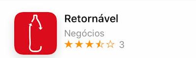 aplicativo Retornavel