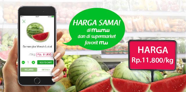 Tidak Takut Beli Kebutuhan Dapur Secara Online