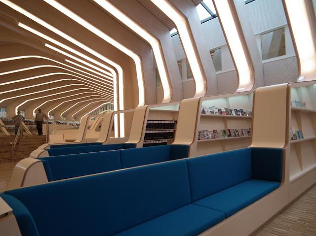 Perpustakaan dan Rumah Budaya Vannesla Alternatif Tujuan Wisata