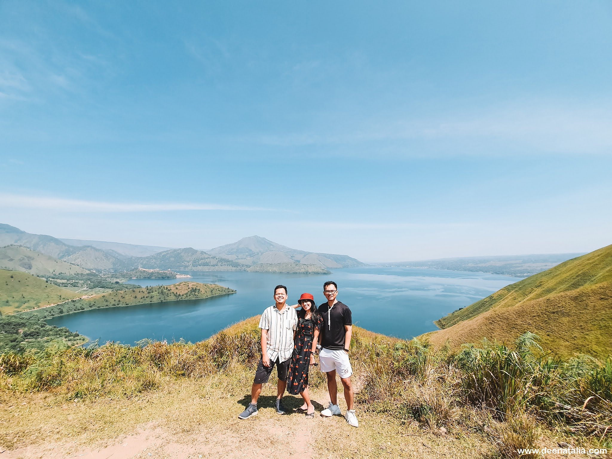 Pulau Samosir Danau Toba