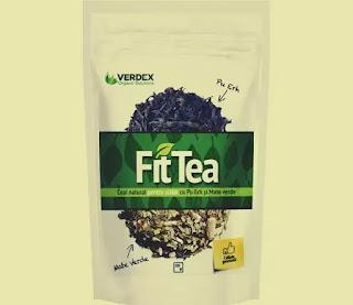 fit tea ceai pentru slabit si detoxifiere pareri forum prospect compozitie