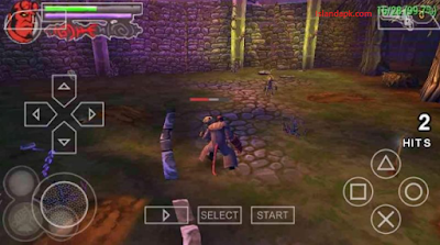 Game Hellboy The Science Of Evil PPSSPP Iso Highly Compressed Petuelangan