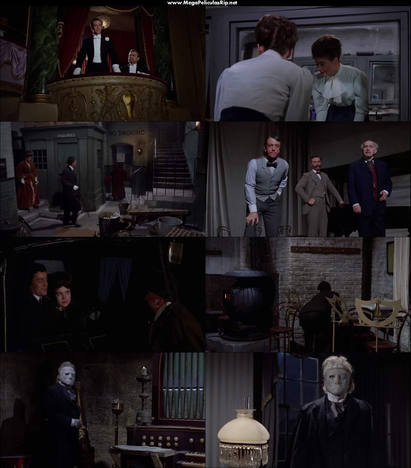 El Fantasma De La Opera 1962 1080p