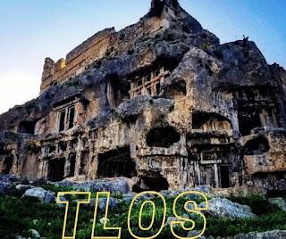 Fethiye de gezilecek Yerler kanyon Tlos Antik Kenti hikayesi tlos antik kenti nerede fethiye