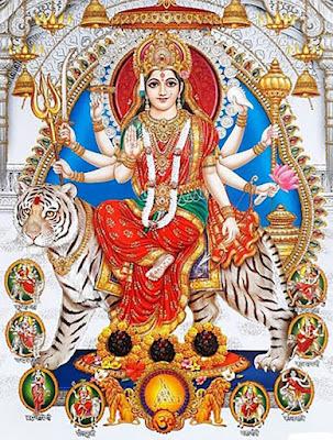 Maa Durga Wallpaper Hd