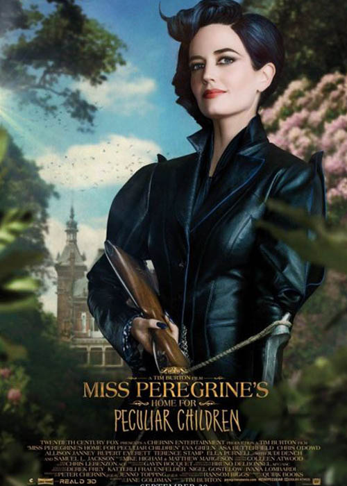 Miss Peregrine S Home For Peculiar Children 2016 Full Movie Download Free