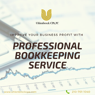 Bookkeeping services in San Antonio