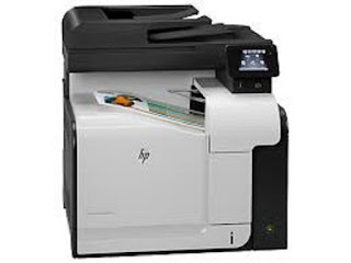 Picture HP LaserJet Pro MFP M570dw Printer