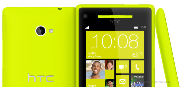 HTC 8X Smartphone to be Supported with Windows 10 OS
