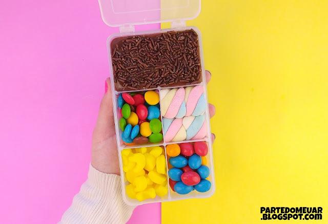 ideias dia dos namorados doces