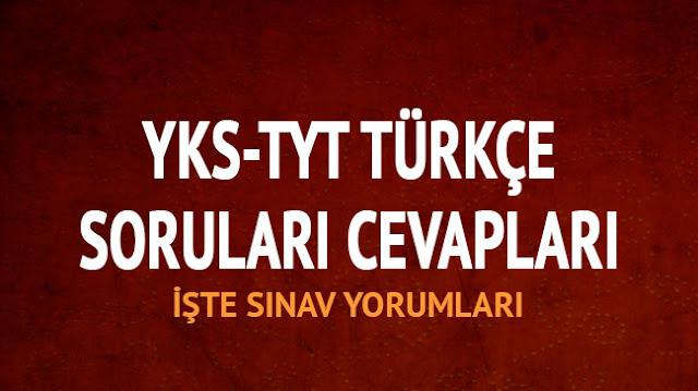 2018 TYT Türkçe: Paragraflar ALES Formatında, Dil Bilgisi Soruları Fazlaydı
