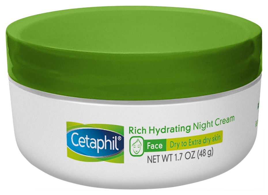 Cetaphil Rich Night Cream review on Life By Asha Singh