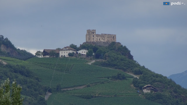 Bolzano, va Sarentino - Rafenstein
