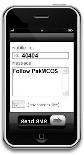how to activte pakmcqs service, free mcqs sms activation,