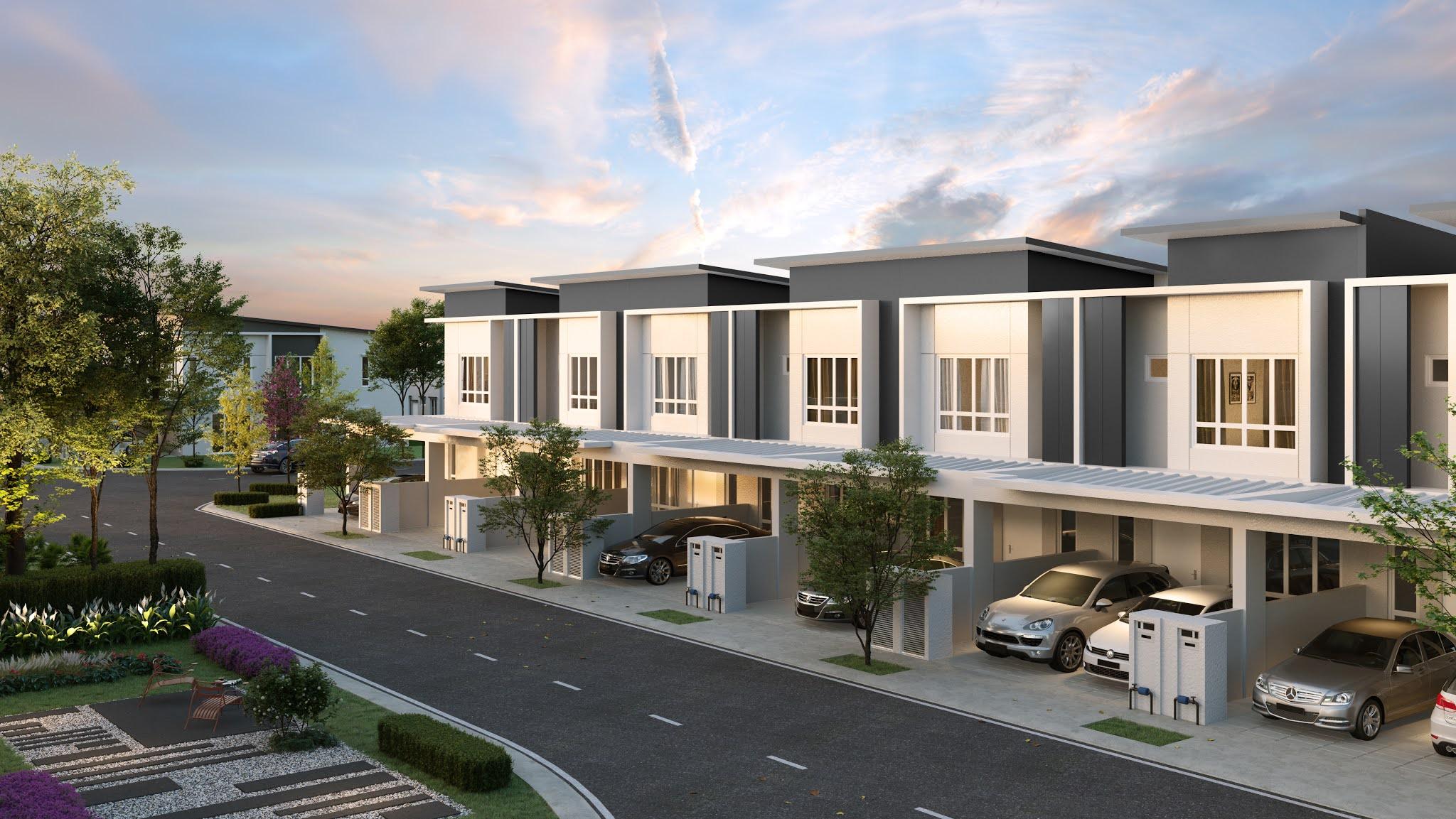Miliki Rumah Idaman Di ALARIS, Nusari Bayu @ Bandar Sri Sendayan