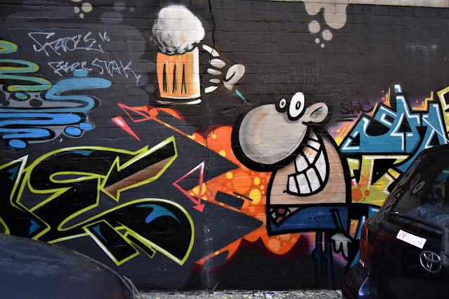 Glebe Street Art   Kauri Foreshore Hotel