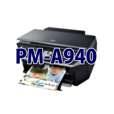 Epson Colorio PM-A940ドライバーダウンロード