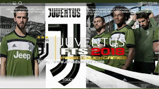 FTS 18 Special Juventus by Hasaanellay
