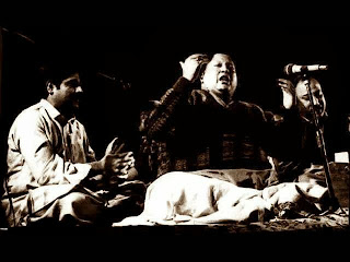 Lyrics Ghoonghat Chak Ley Sajna Ve Nusrat Fateh Ali Khan Collection