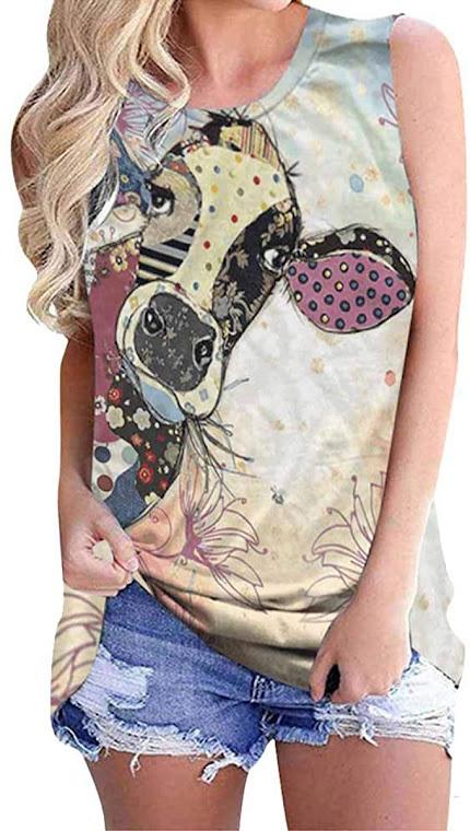 camiseta - vaca - impresa - vacaslecheras.net
