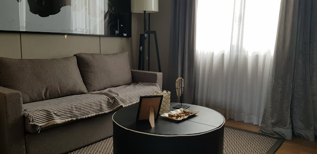 living room rumah bsd