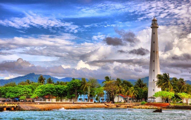 Pantai Anyer Objek Wisata Terpopuler Di Serang Banten Twisata