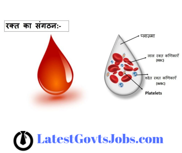 Blood-Complete Topic For Competitive Exams