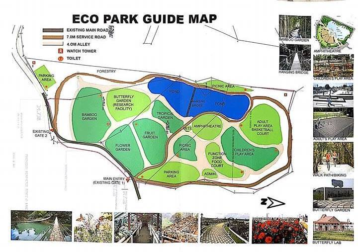 Cagayan de Oro Eco Park Ground Breaking Ceremony!