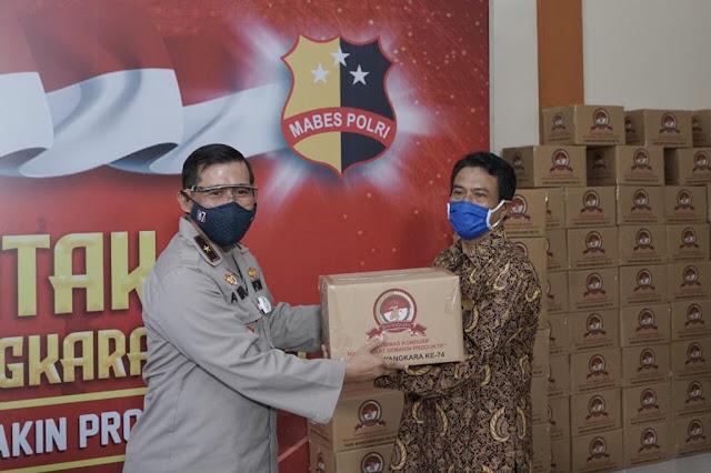 Jelang HUT Bhayangkara Ke-74, Inilah Aksi Brigjen Agung Makbul Di Bekasi