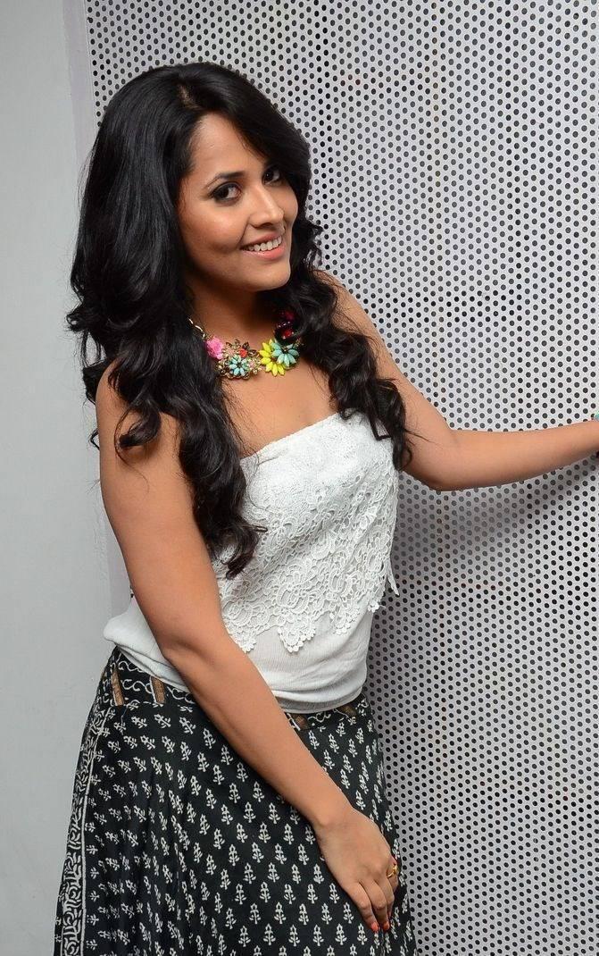 Hot Anchor Anasuya Stills At Dynamite Audio Launch
