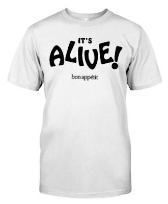 Bon appetit it's alive merch merchandise amazon store uk T Shirt Hoodie Sweatshirt. GET IT HERE
