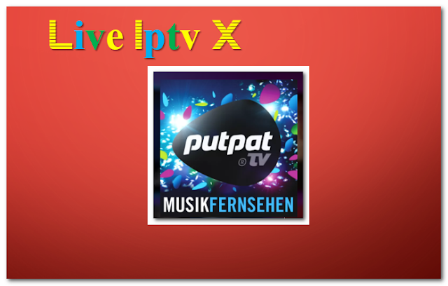 Putpat.tv music addon