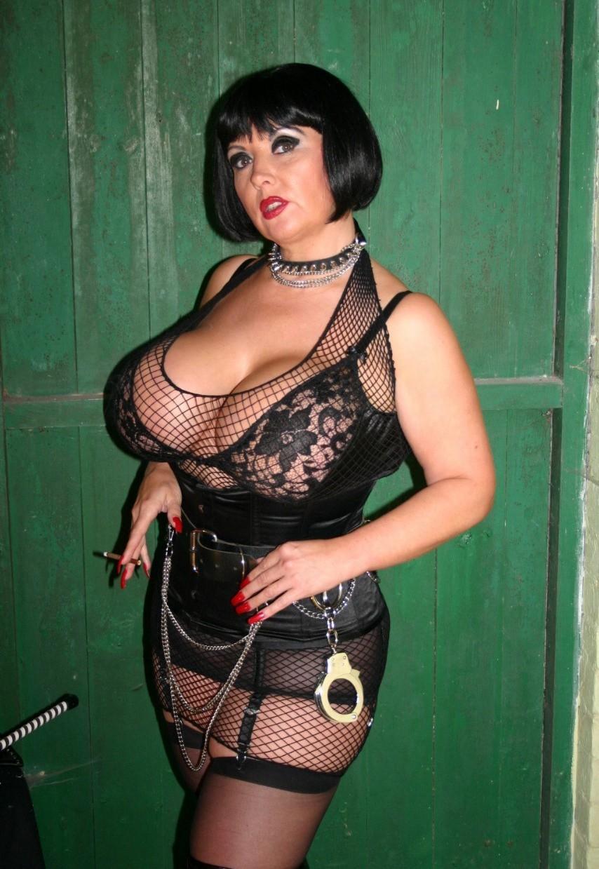 Mistress busty deelite