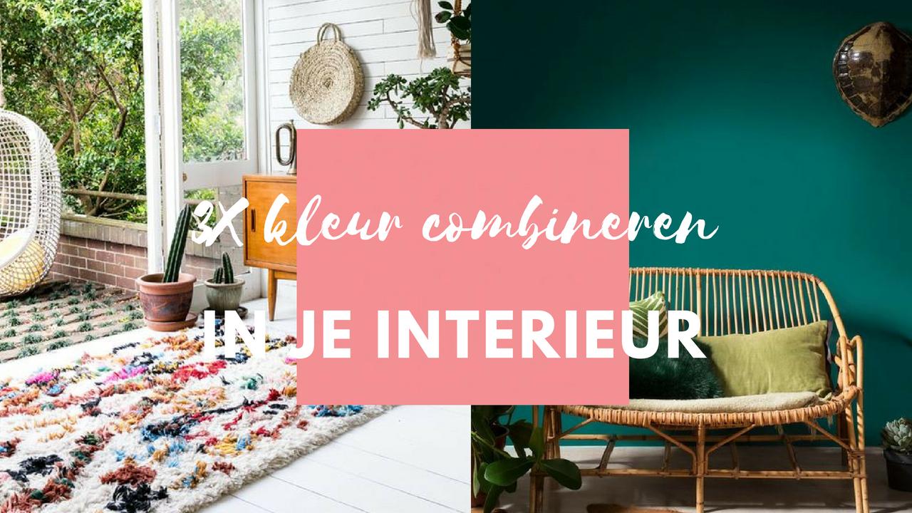 Kleur Mijn Interieur : Heerlijk kleur mijn interieur voorbeelden van exclusief