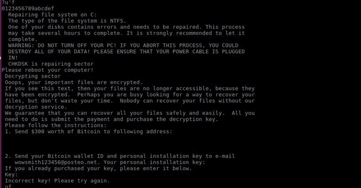 Petya Ransomware Spreading Rapidly Worldwide, Just Like WannaCry