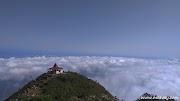 Trekking di Gunung Andong, Kampung Para Pendaki Gunung