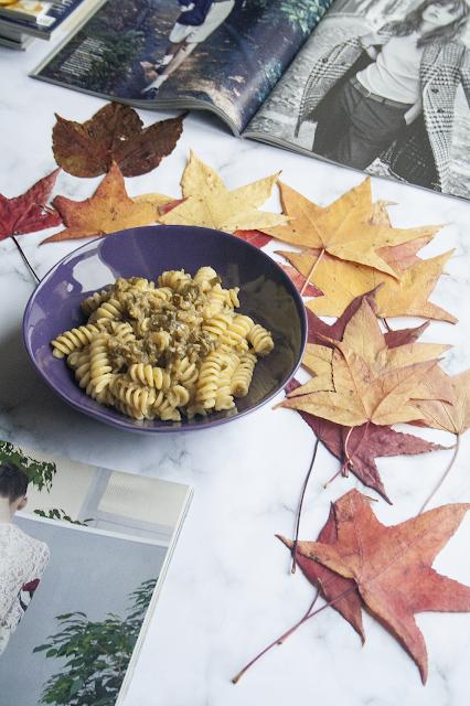 La ricetta della pasta alla bolognese di zucchine di Meghan Markle