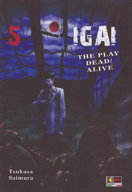 Igai: The Play Dead/Alive #5