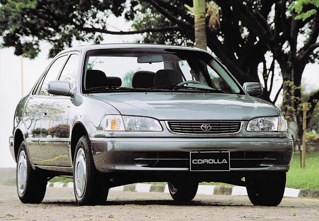 Toyota Corolla 1999 XEi Automático
