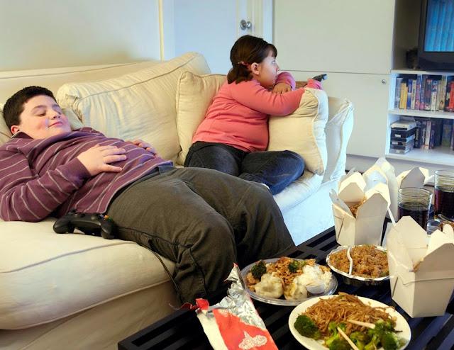 Peran Orangtua Terhadap Terjadinya Obesitas Pada Anak