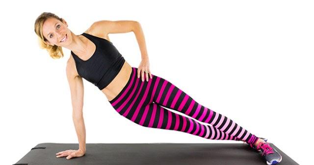 Sandiaga Lakukan Side Plank, Ini Manfaat Plank Bagi Tubuh