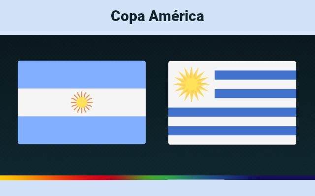 Argentina Vs Uruguay Live Copa 2021 Prediction, Team News And  Live Stream