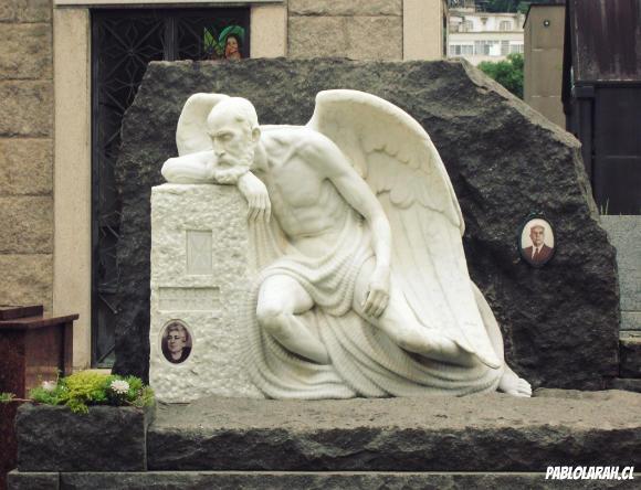 Old Angel Statue Statue,Cemitério São João Batista,Saint John the Baptist Cemetery,Rio de Janeiro, Brazil, Pablo Lara H Blog, pablolarah