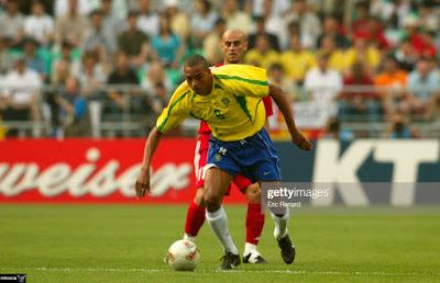 جيلبيرتو سيلفا لاعب البرازيل