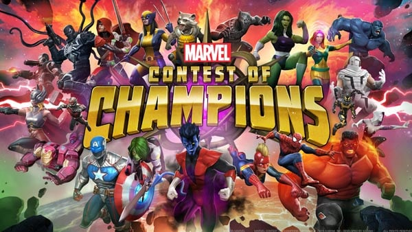 Download - MARVEL Contest of Champions v25.0.1 Apk Mod [Modo Deus] - Winew